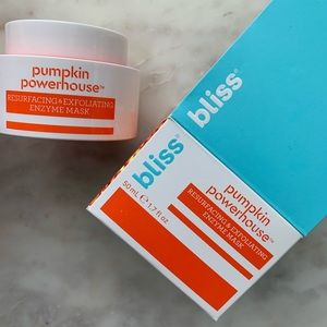 Bliss Pumpkin Power Resurfacing & Exfoliating Mask